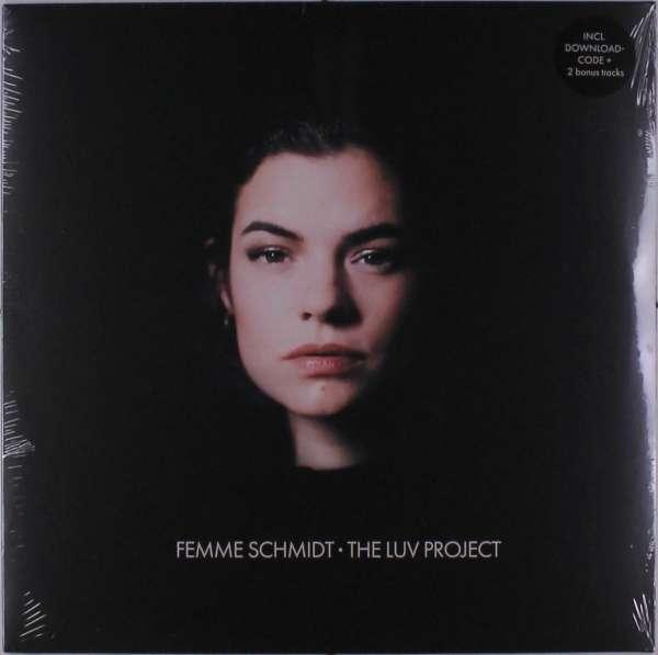 Auditorium Femme Schmidt - The Luv Project #1
