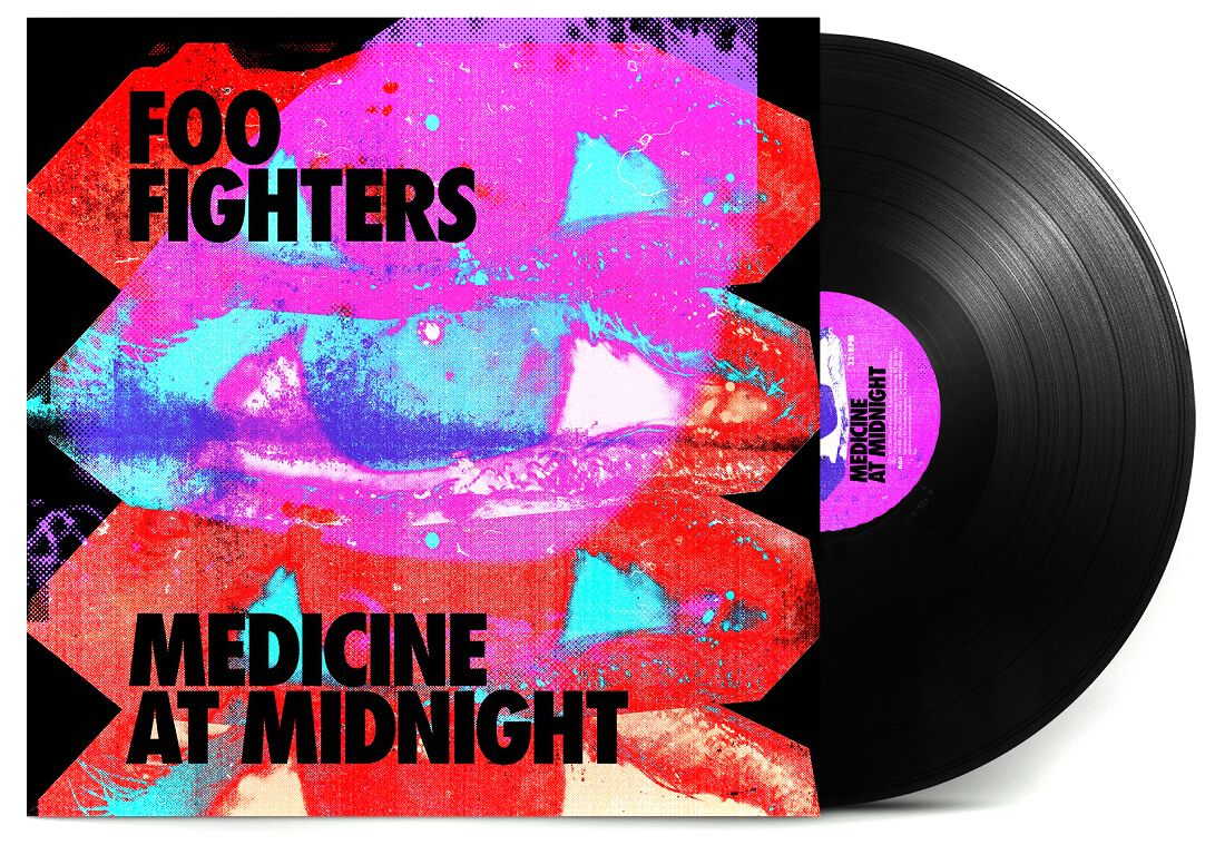 Auditorium Foo Fighters - Medicine at Midnight #1
